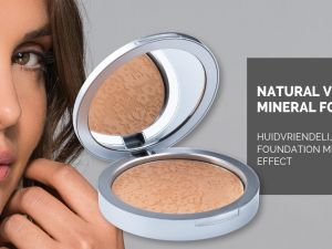 Natural velvet mineral foundation spf 15